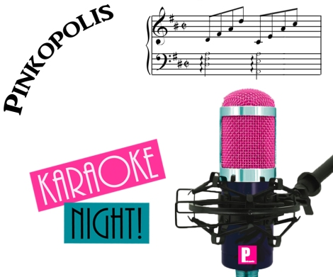 Pinkopolis-Karaoke-Night
